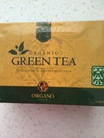 OG green tea