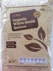 quinoa organic