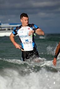 Glenelg Olympic Distance Triathlon 2015