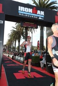 Melbourne Ironman 2014