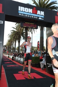Melbourne Ironman 2014