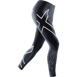 2XU Women's Elite Compression Tights Source: www.runstopshop.com.au